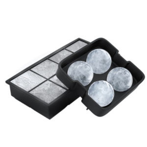 Silicone Ice Molds (2 pk)